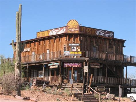 Haunted Attractions In Nj And Pa by Apache Junction Az Ghost Town By The Mountains Photo