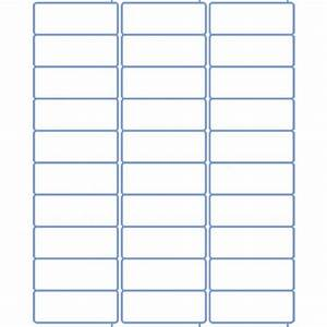 label template 30 per page printable label templates With kinkos address labels