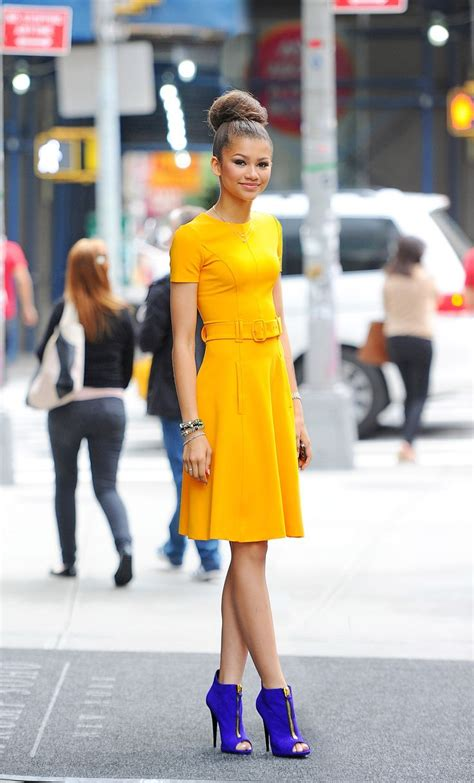 wear  unexpected color combination