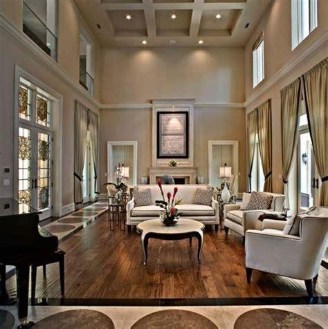 Moderne Häuser Wohnzimmer by 110 Luxus Wohnzimmer Im Einklang Der Mode