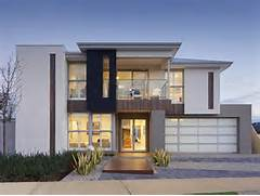 Of A House Exterior Design From A Real Australian House House Facade Modern Minimalist House Facade Design Ideas Mirrored House Facades Reflect The Beautiful Worlds Around Them Elsternwick House Front Facade Modern Exterior Melbourne By