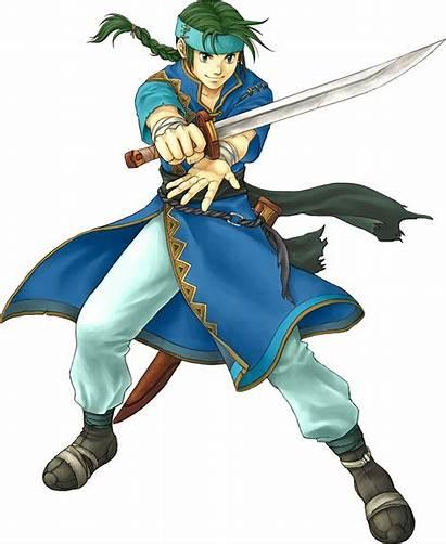 Guy Sword Emblem Fire Anime Swordsman Wikia