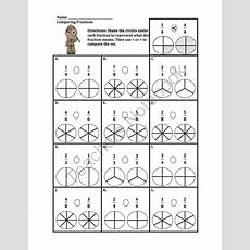 Best 25+ Comparing Fractions Ideas On Pinterest  Fractions, Math Fractions And Equivalent