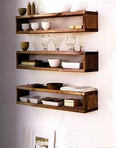 25 best ideas about floating wall shelves on pinterest With why choosing floating kitchen wall shelves