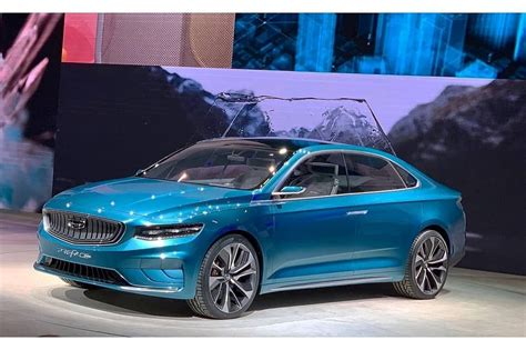geely  chinese manufacturer   owns volvo