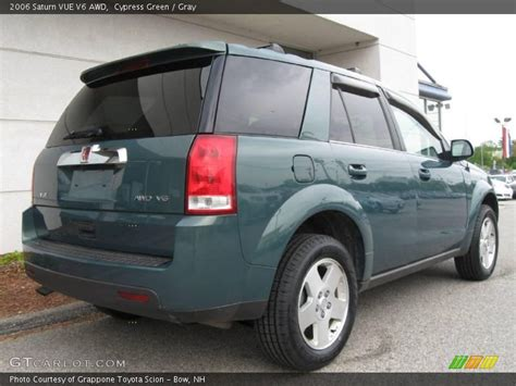 2006 Saturn Vue V6 Awd In Cypress Green Photo No. 9686402