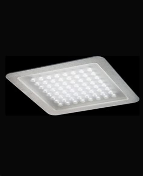 modul q 64 aqua led outdoor ceiling light modern by