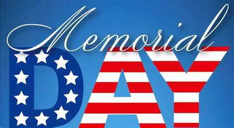memorial day calendar date memorial day