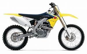 Suzuki Rmz450f  U201908
