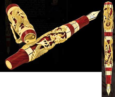 montegrappa oriental zodiac collection dragon zoz dra red