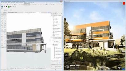 Lumion Archicad Livesync Rendering Sketchup Revit Software