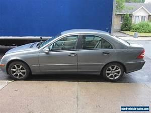 Mercedes Classe C 2005 : 2005 mercedes benz c class for sale in canada ~ Medecine-chirurgie-esthetiques.com Avis de Voitures