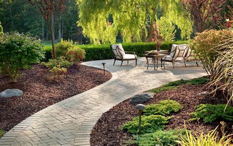 backyard walkways walkways prepare your garden for a lovely summer