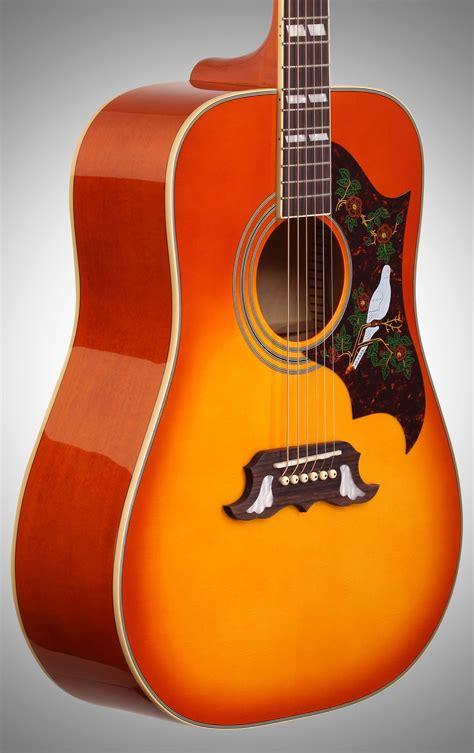 Harga Gitar Epiphone Dove Pro epiphone dove pro acoustic electric guitar zzounds