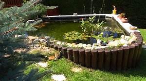 Bac à Poisson Extérieur : le bassin de gilbert lissieu 69380 d couverte aquatique youtube ~ Teatrodelosmanantiales.com Idées de Décoration