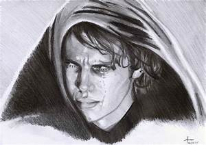 Anakin Skywalker by Tifaerith on DeviantArt