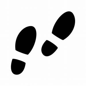 File:Footsteps icon.svg - Wikimedia Commons