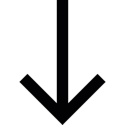 Nach Unten pfeil nach unten nach unten ios 7 schnittstelle symbol