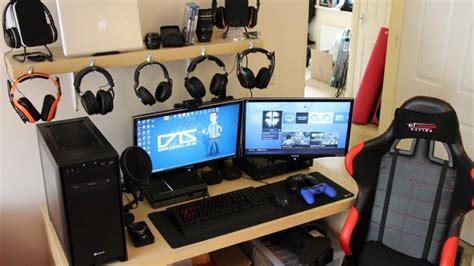 Interior Adorable Gaming Room Design Ideas Astounding