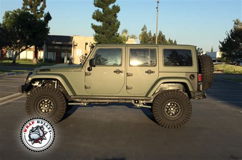 matte dark green jeep matte green jeep pictures to pin on pinterest pinsdaddy