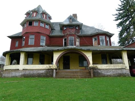 caledonia lodge in canton pa queen anne shingle style