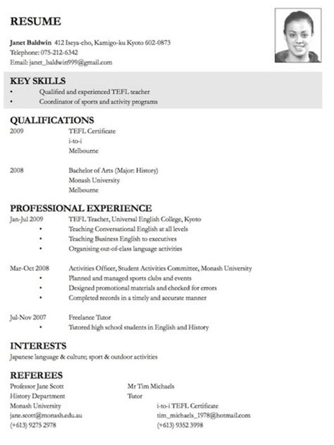 Contoh Cover Letter Resume Email by Contoh Cover Letter Via Email
