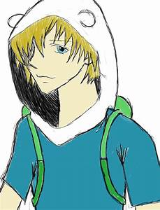 Finn Anime by sinfullyfluffy on DeviantArt