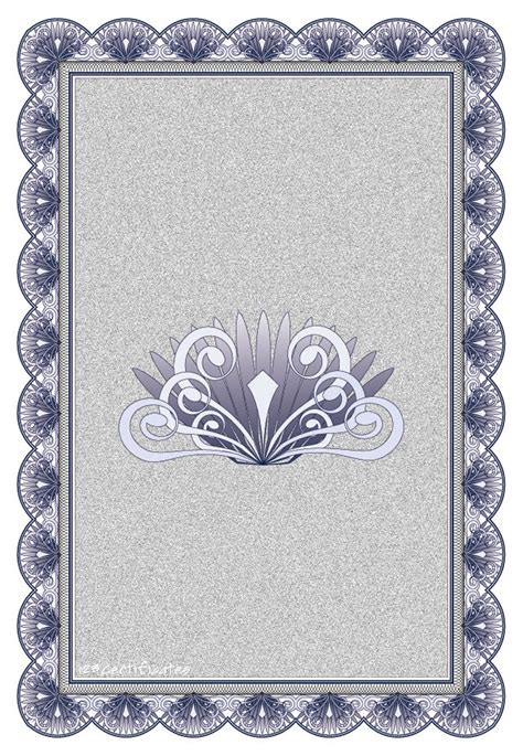 top   certificate borders   occasions