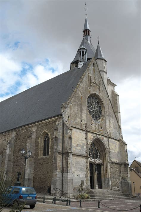 st jacques illiers combray wikipedia