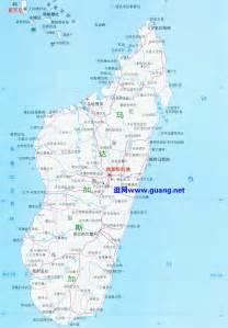 马达加斯加地图,科摩罗地图