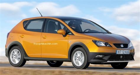 Seat Ibiza Suv Could Battle Opel Mokka And Renault Captur