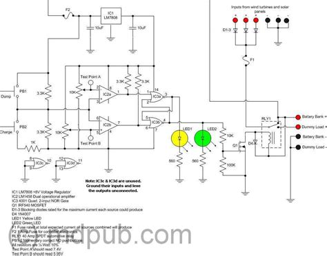 New Solar Wind Charge Controller Based The Chip