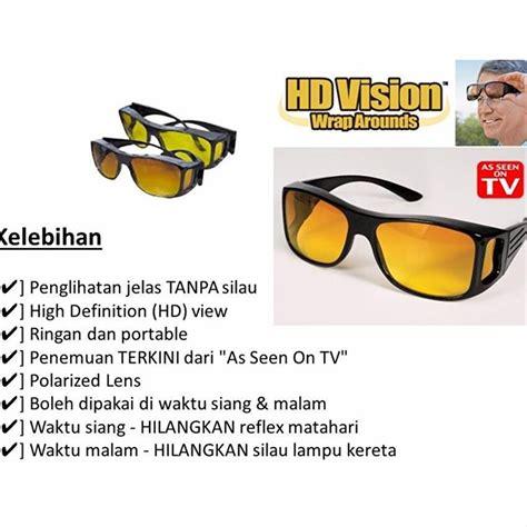 jual kacamata hd vision anti silau lensa kuning di lapak bessmall bessmall