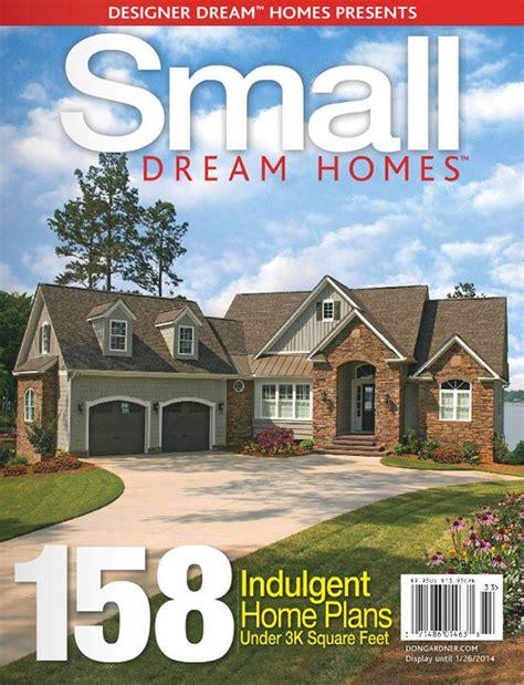 small dream homes   edition don gardner
