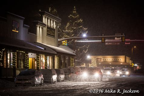 Christmas Eve In Jackson Hole Wy Best Of The Tetons