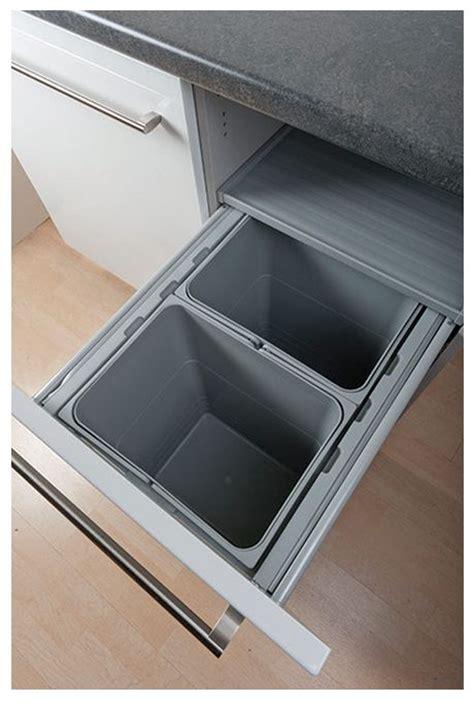 meuble cache poubelle cuisine meuble cache poubelle cuisine mon appart mini espaces