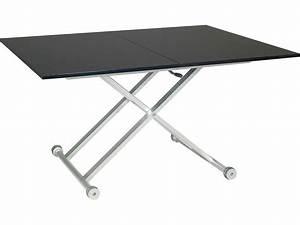 Escalier Ajustable En Hauteur : table rectangulaire hauteur ajustable ~ Premium-room.com Idées de Décoration