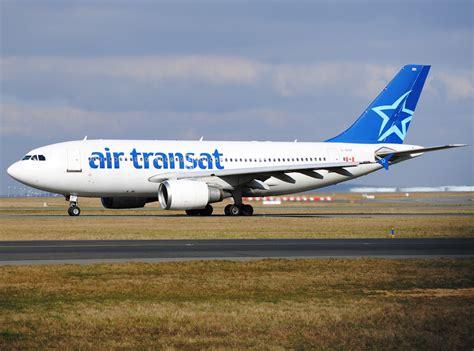 air transat ts avis des passagers sur la compagnie