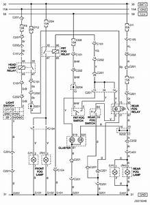 Electrical Wiring Diagram 2006 Nubira