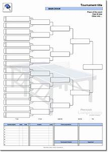 Precision competitions printable templates precision for Table tennis tournament template