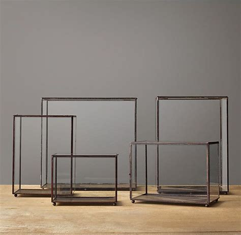 glass display cabinet hardware metal and glass display case collection restoration