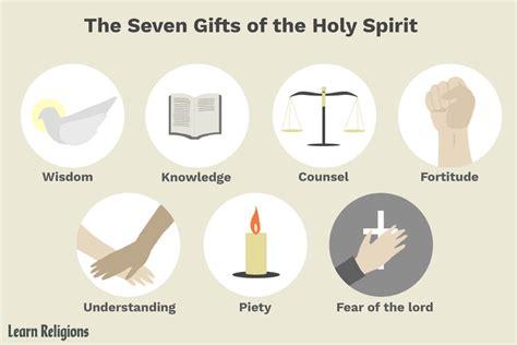 gifts   holy spirit