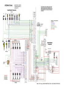 similiar 2006 international 4300 starter keywords international 4200 wiring diagram for international engine