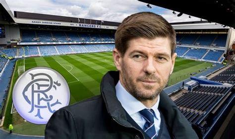 Who Steven Gerrard wants back at Rangers next summer to ...