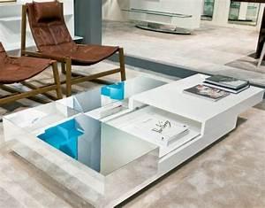 Table De Salon Moderne : table basse ~ Preciouscoupons.com Idées de Décoration