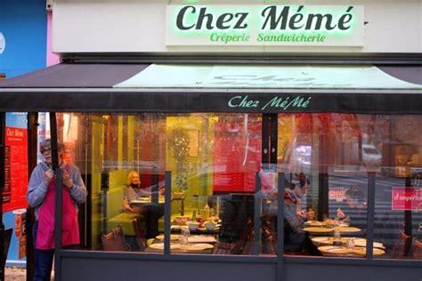 Chez Meme - les petites tables restaurant 224 nation paris 11 232 me arrondissement