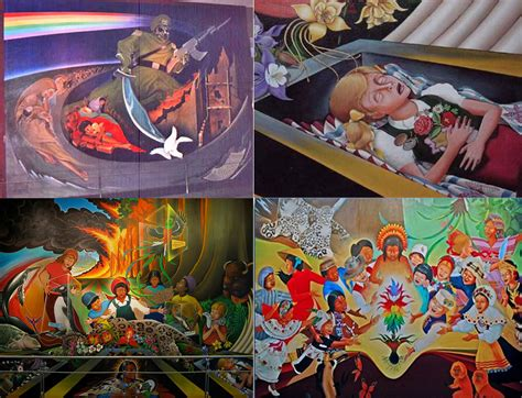 Denver Airport Murals Painted by Denver International Airport Conspiracy Denver Colorado
