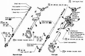 1989 Dodge Dakota Steering Column Diagram