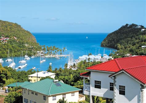Saint Lucia Travel Deals Air Canada Vacations