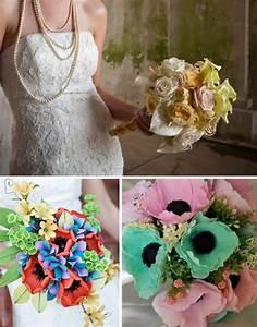 Paper Wedding Flowers Design Ideas Sang Maestro